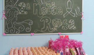 2a Noite Rosa no Bookafé Comunidade em Castanhal