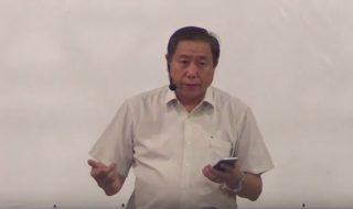 Mensagens Conferência Regional em Teresina-PI com Ir. Pedro Dong