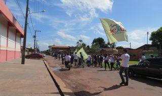 Segunda Caminhada de Evangelização em Castanhal-PA