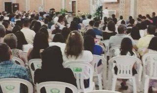 Mensagens Conferência Regional do Cone Norte Maio 2017 (vídeo)