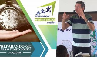 Aperfeiçoamento de Presbíteros e Diáconos das Igreja da Paraíba | 07 JAN/2018