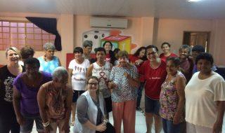 Ação social do BooKafé Nhandeara – Julho/16