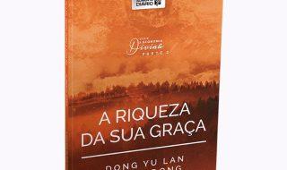 Chegou o novo Alimento Diário!! — Na região 8B, vamos começar a leitura no dia 10/04