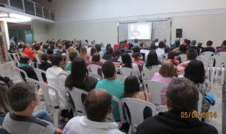 Reunião de entremesclar microrregional – Santa Bárbara d'Oeste – 28/09/2017, quinta-feira, às 19:30h