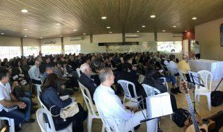 Áudios da Capacitação das Lideranças das igrejas das microrregiões de Sumaré, Campinas e Piracicaba, na EAV, em 09/07/17