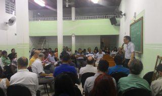 Áudio da reunião de entremesclar microrregional em Hortolândia – 27/07/17