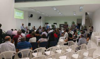Reunião de entremesclar microrregional – Sumaré – 26/10/2017, quinta-feira, às 19:30h