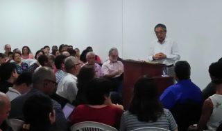 Áudio da Reunião Especial de Inauguração do Local de Reuniões da Igreja em Nova Odessa