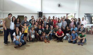 Áudio e notas da comunhão com a igreja em Uberaba e palavra especial aos jovens