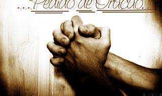 Pedido de oração pelo irmão Ewerton, da igreja em São João da Boa Vista/SP