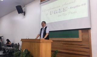 Áudio das mensagens da 4ª Conferência de Pais da Região 8B