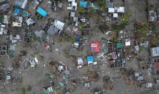 CICLONE IDAI – DEVASTAÇÃO EM MOÇAMBIQUE E MALAWI – AJUDA EMERGENCIAL PARA OS SANTOS