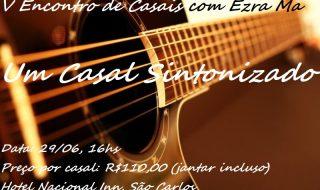Convite para o 5º Encontro de Casais em São Carlos – 29/06/2019